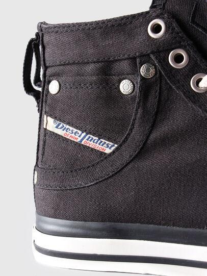 Diesel - EXPOSURE W, Black - Sneakers - Image 5