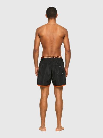 Diesel - BMBX-DOLPHIN-R, Black - Swim shorts - Image 2