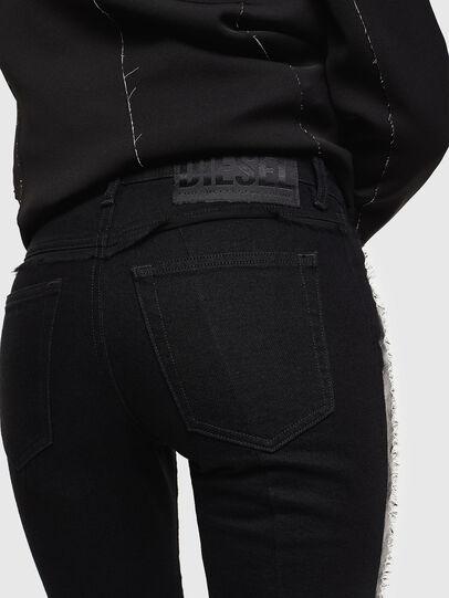 Diesel - Babhila 0NAZH, Black/Dark grey - Jeans - Image 4