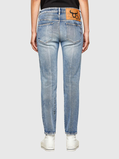 Diesel - D-Rifty 009VV, Light Blue - Jeans - Image 2