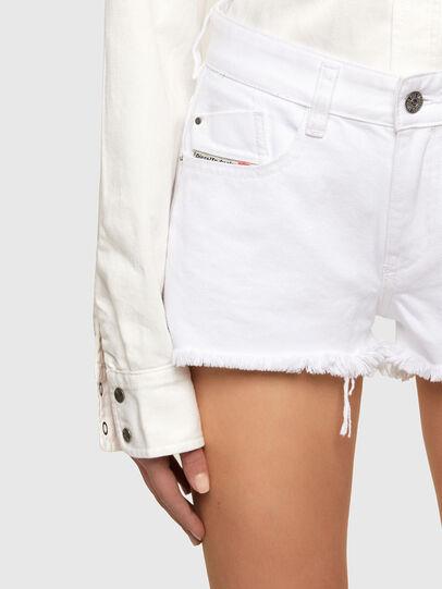Diesel - DE-RIFTY, White - Shorts - Image 4