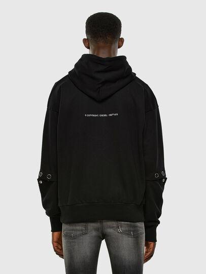 Diesel - S-ALBYBUT, Black - Sweaters - Image 5