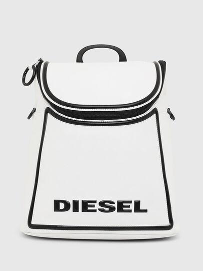 Diesel - SPYNEA, White/Black - Backpacks - Image 1