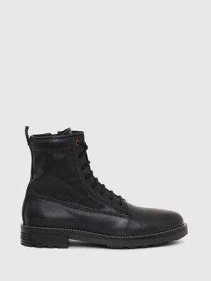 D-THROUPER DBB Z, Black - Boots