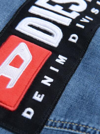 Diesel - JWANO JOGGJEANS, Medium blue - Jackets - Image 3