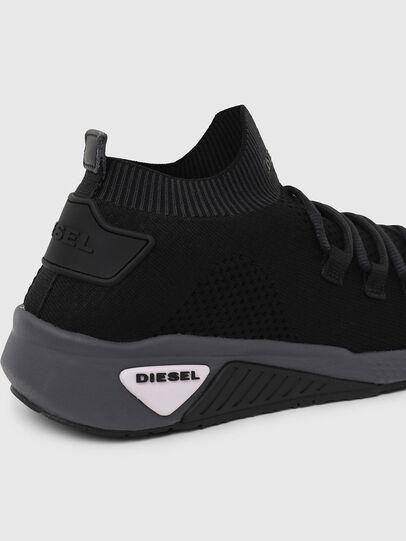 Diesel - S-KB ATHL LACE W, Black - Sneakers - Image 5
