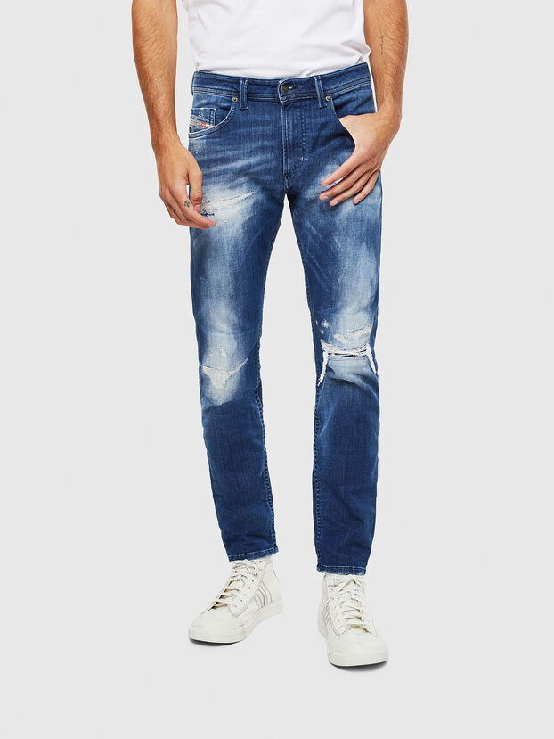 Thommer JoggJeans 0099S, Dark Blue - Jeans