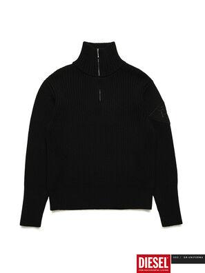 GR02-N301, Black - Knitwear