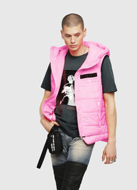 W-SUN-REV-SLESS, Pink Fluo