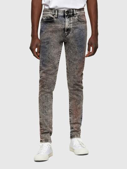 Diesel - D-Amny 009VG, Black/Dark grey - Jeans - Image 1