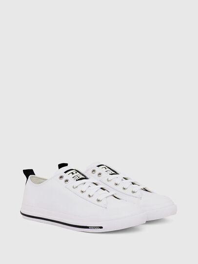 Diesel - S-ASTICO LOW CUT W, White - Sneakers - Image 2
