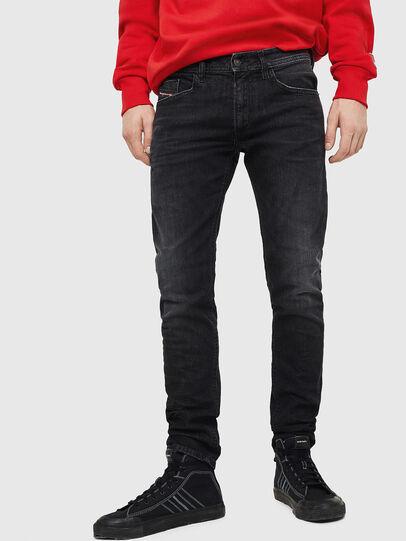 Diesel - Thommer 0890E, Black/Dark grey - Jeans - Image 1