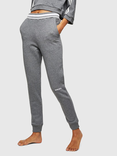 Diesel - UFLB-ALIKER, Grey - Pants - Image 1