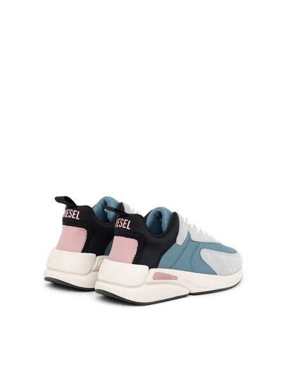 Diesel - S-SERENDIPITY LOW CU, Grey/Blue - Sneakers - Image 3