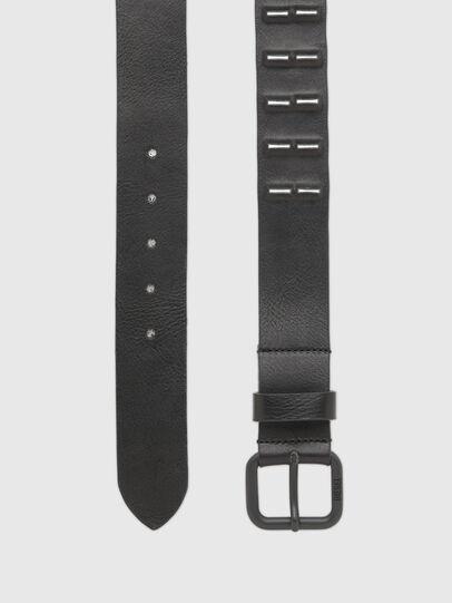 Diesel - B-NEA, Black - Belts - Image 3