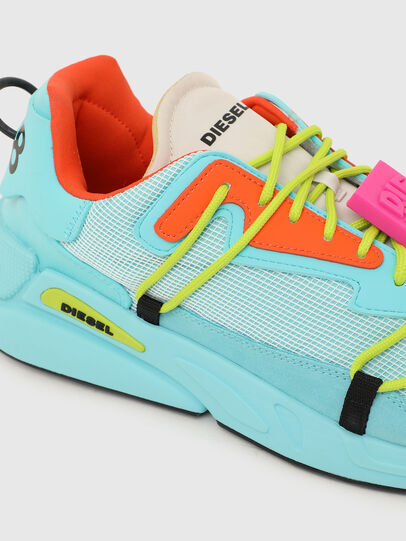 Diesel - S-SERENDIPITY LACE, Azure - Sneakers - Image 4