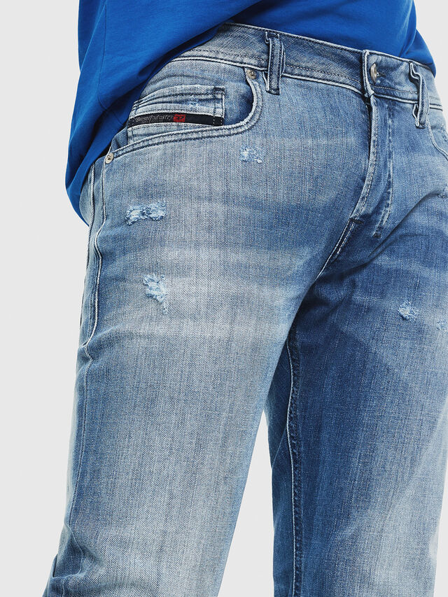 Diesel - Zatiny 081AS, Medium blue - Jeans - Image 3