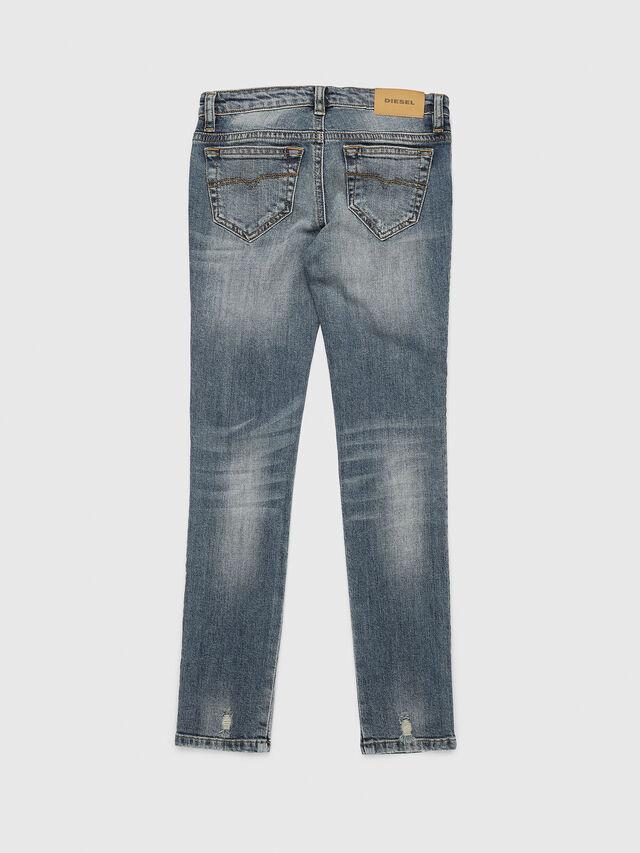 Diesel - SKINZEE-LOW-J-N, Blue Jeans - Jeans - Image 2