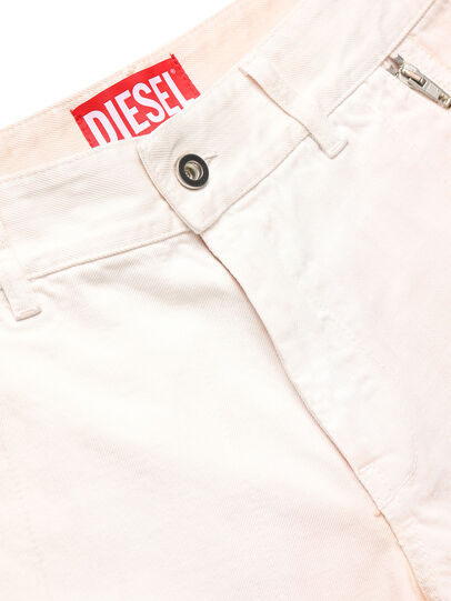 Diesel - GR02-P303, White - Shorts - Image 3