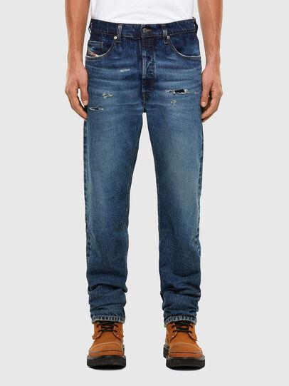 Diesel - D-Macs 0079P, Dark Blue - Jeans - Image 1