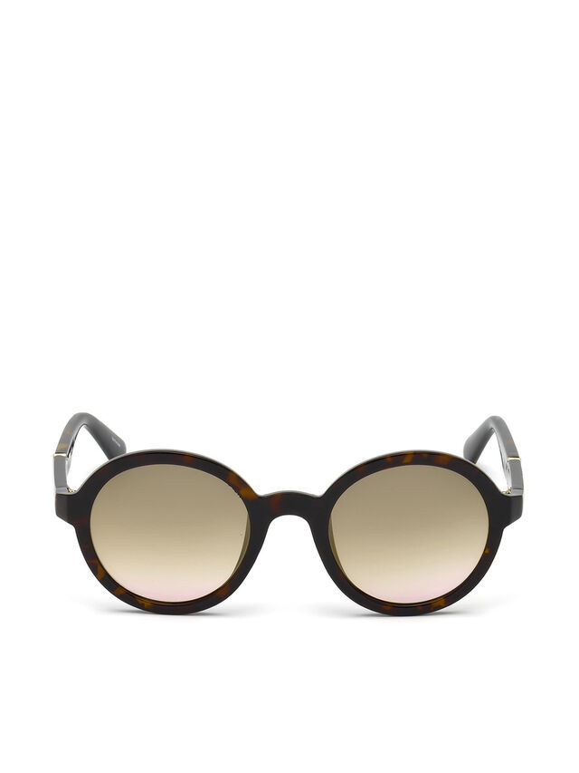 Diesel - DL0264, Brown - Sunglasses - Image 1