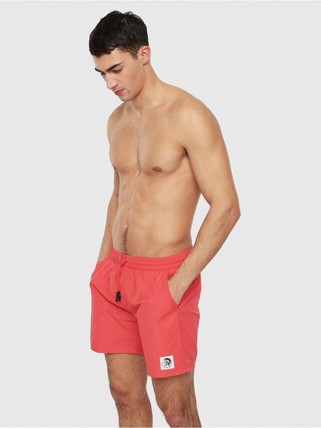 Diesel - BMBX-CAYBAY, Peach - Swim shorts - Image 1