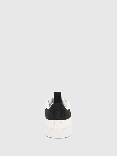 Diesel - S-CLEVER SO W, White/Black - Sneakers - Image 4