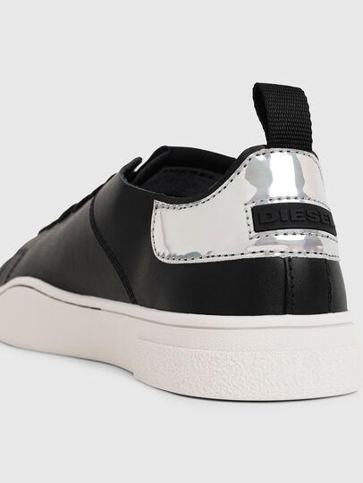 Diesel - S-CLEVER LS W, Black/Silver - Sneakers - Image 5