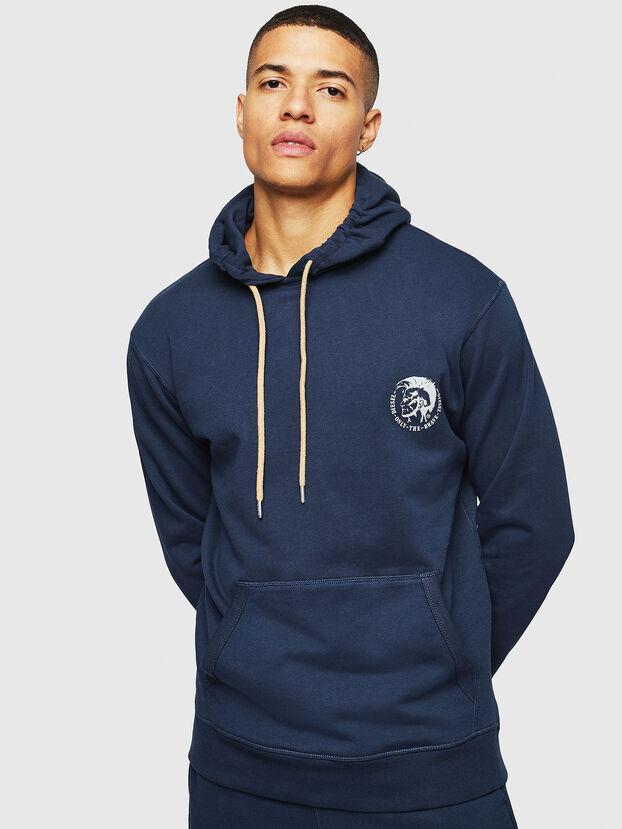 UMLT-BRANDON, Blue - Sweaters