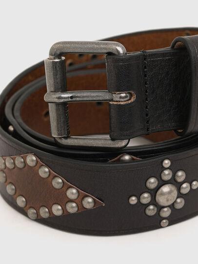 Diesel - B-ARREL, Black - Belts - Image 2