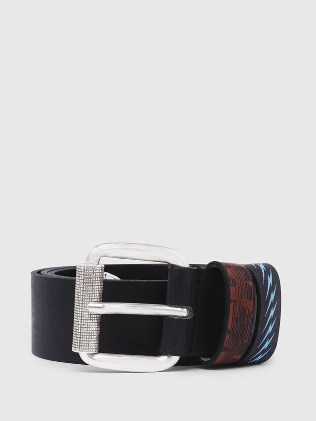 Diesel - B-ALBAREDO, Black - Belts - Image 1
