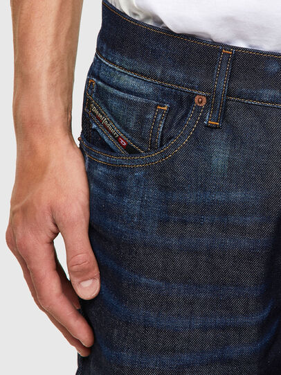 Diesel - D-Fining 09A20, Dark Blue - Jeans - Image 4