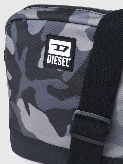 Diesel - ALTAIRO, Grey/Black - Crossbody Bags - Image 6