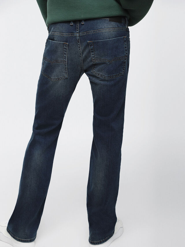 Diesel Zatiny 084BU, Dark Blue - Jeans - Image 2