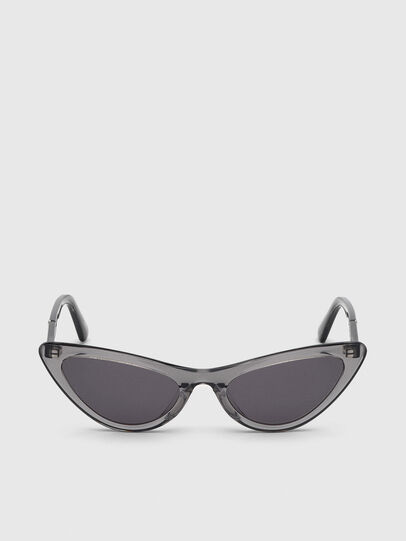 Diesel - DL0303, Grey - Sunglasses - Image 1
