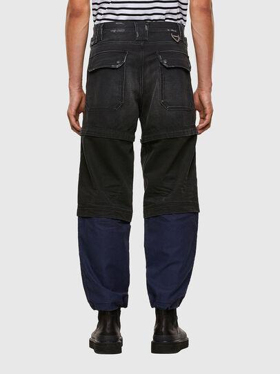 Diesel - D-Multy 009KX, Black/Blue - Jeans - Image 2
