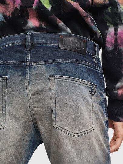 Diesel - D-Strukt 0097Q, Medium blue - Jeans - Image 5