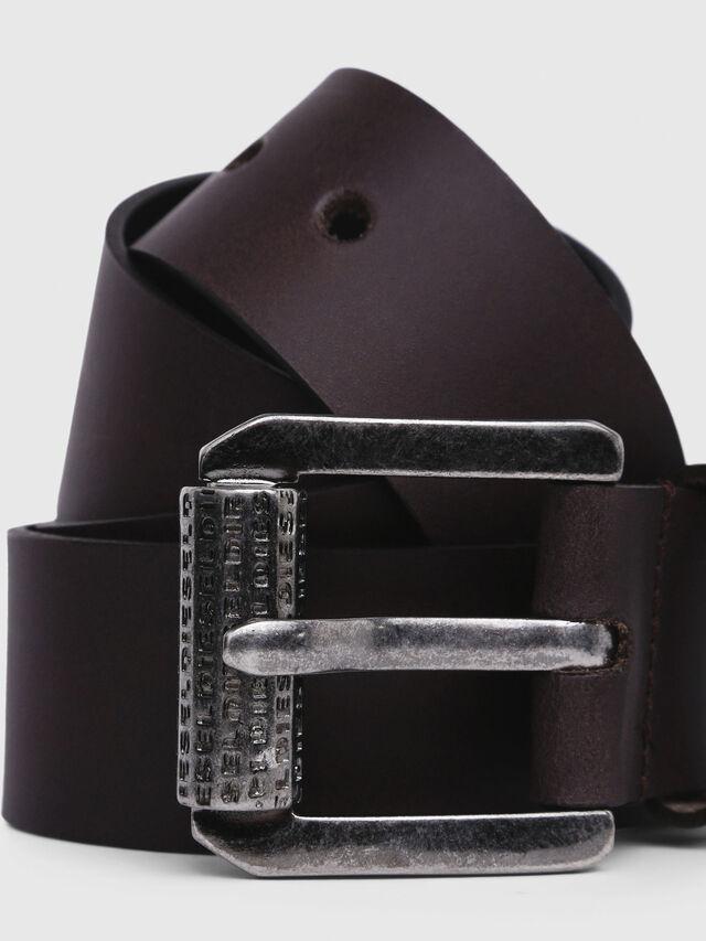 Diesel - B-BORCA, Brown - Belts - Image 2