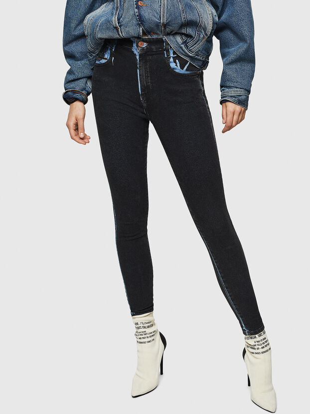 Slandy High 0094B,  - Jeans