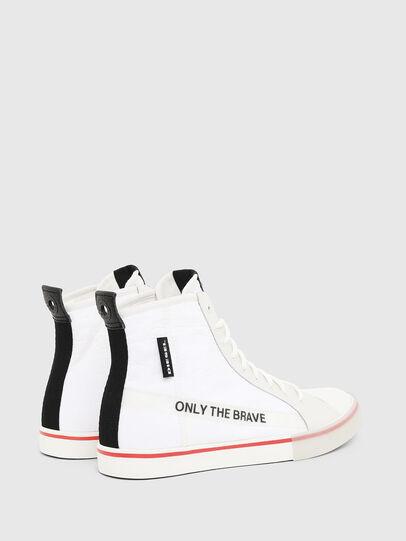 Diesel - S-DVELOWS ML, White/Black - Sneakers - Image 3