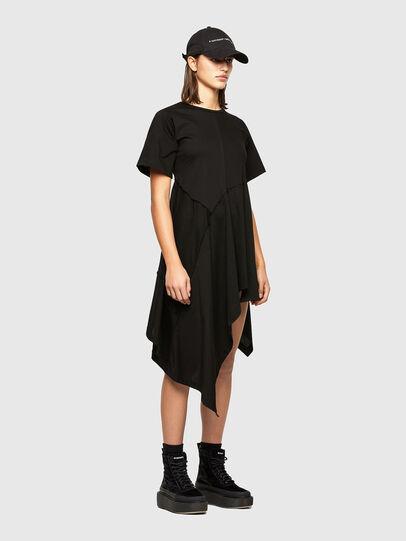 Diesel - D-STORM-A1, Black - Dresses - Image 6