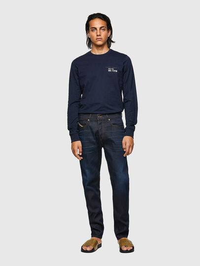 Diesel - D-Fining 09A45, Dark Blue - Jeans - Image 5