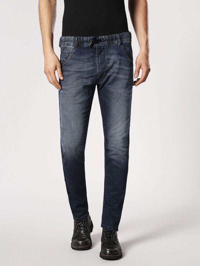 Diesel - Krooley JoggJeans 0683Y, Dark Blue - Jeans - Image 2