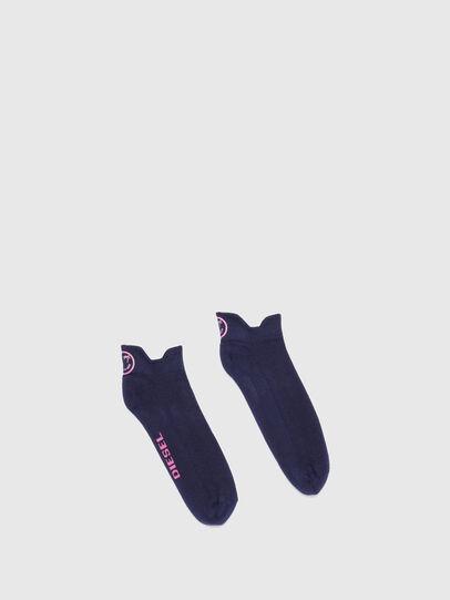 Diesel - SKM-GOSTHY, Blue - Socks - Image 1