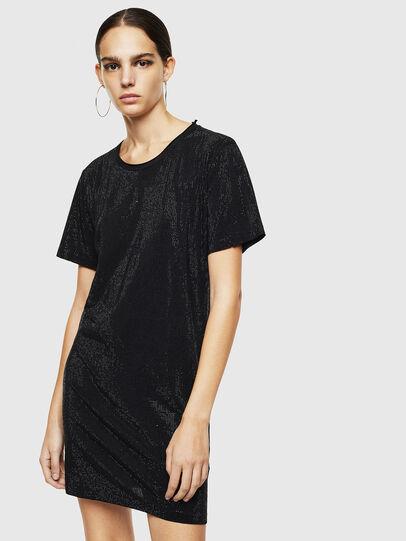 Diesel - D-ARY, Black - Dresses - Image 1