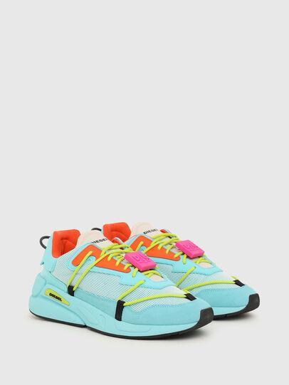 Diesel - S-SERENDIPITY LACE, Azure - Sneakers - Image 2