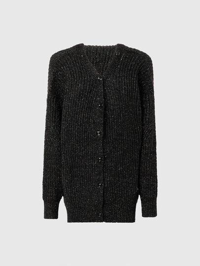 Diesel - M-CORAL, Black - Knitwear - Image 4
