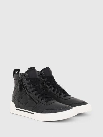 Diesel - S-DVELOWS, Black/White - Sneakers - Image 2