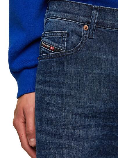 Diesel - D-Mihtry 069SF, Dark Blue - Jeans - Image 4