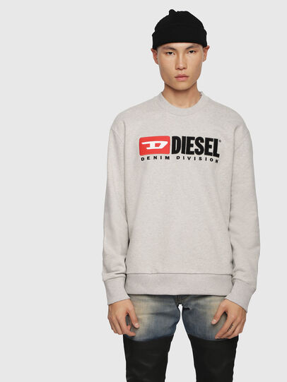 Diesel - S-CREW-DIVISION,  - Sweaters - Image 1